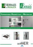 Catálogo Cerraduras Magnéticas y Mecánicas