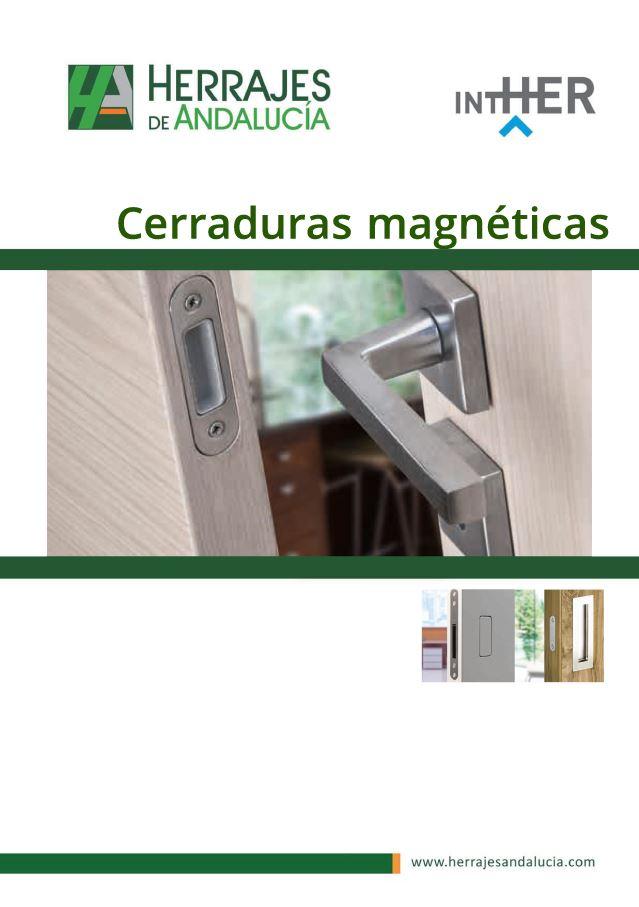 Catálogo Cerraduras Magnéticas