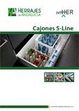 catálogo cajones sline